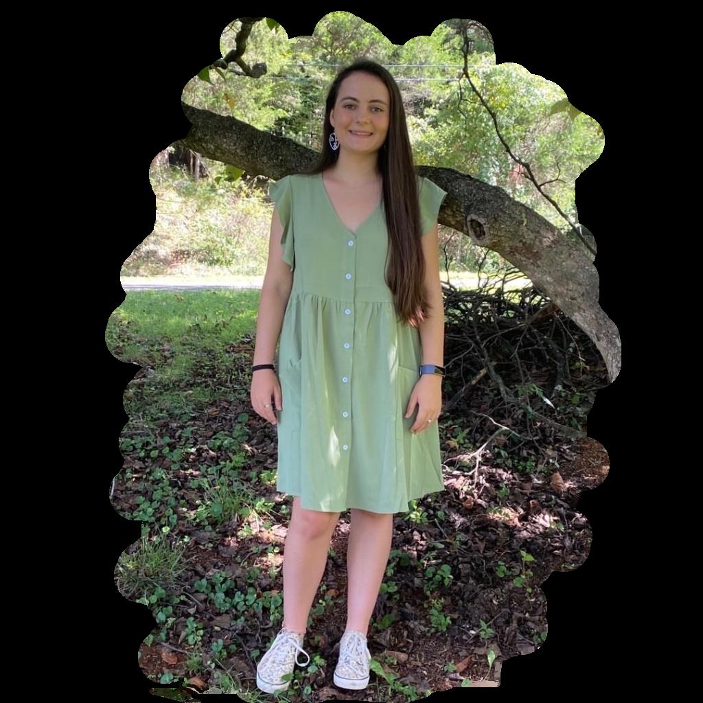 Bailey Logan serves all Virginia teen Democrats as Virginia Young Democrats Teen Caucus Political Director.